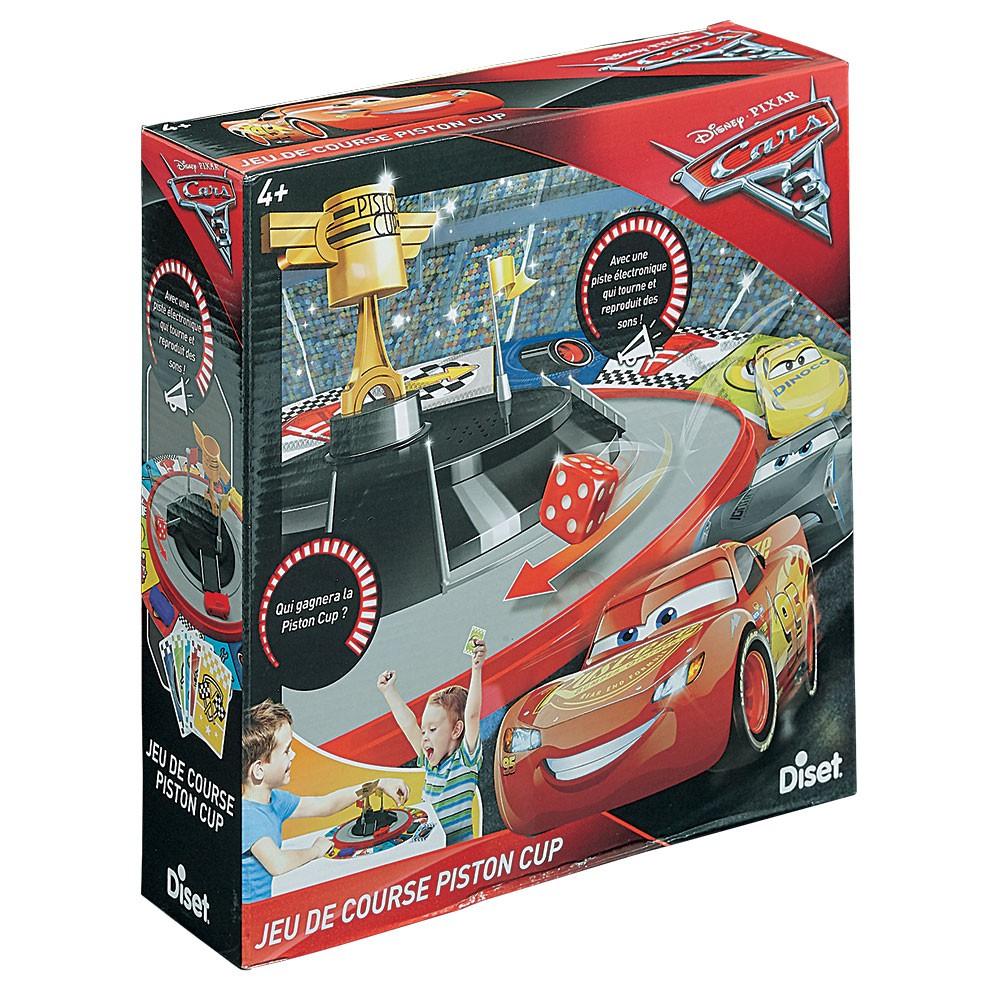 Jeu De Course Cars Piston Cup Dysney tout Jeux De Voiture Avec Feu Rouge