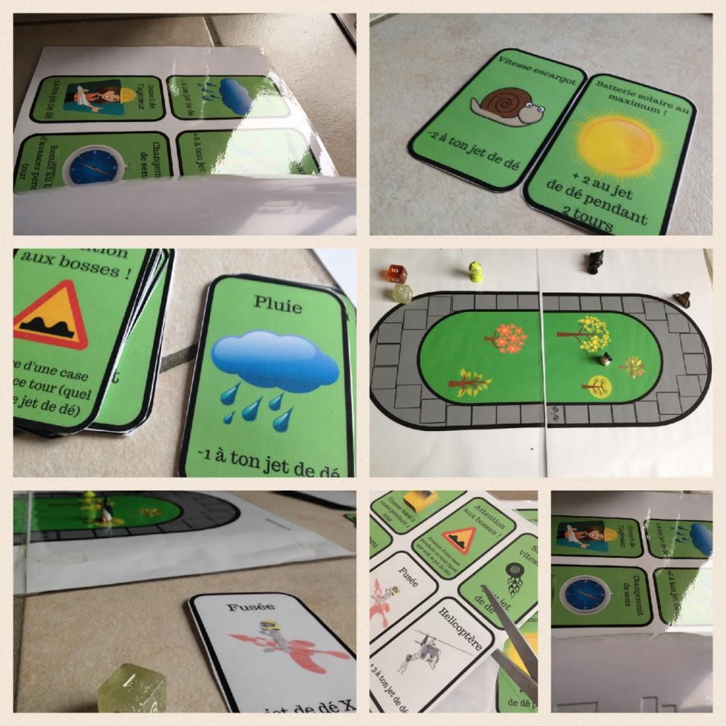 Jeu De Course Magique Et Écologique (Téléchargement Gratuit) concernant Jeux De Cartes À Télécharger Gratuitement