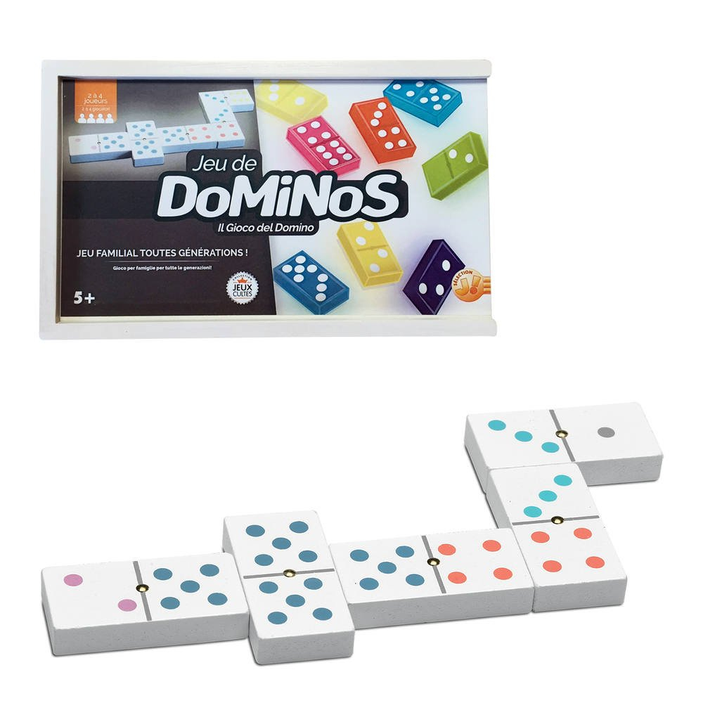 Jeu De Dominos à Jeu Du Domino