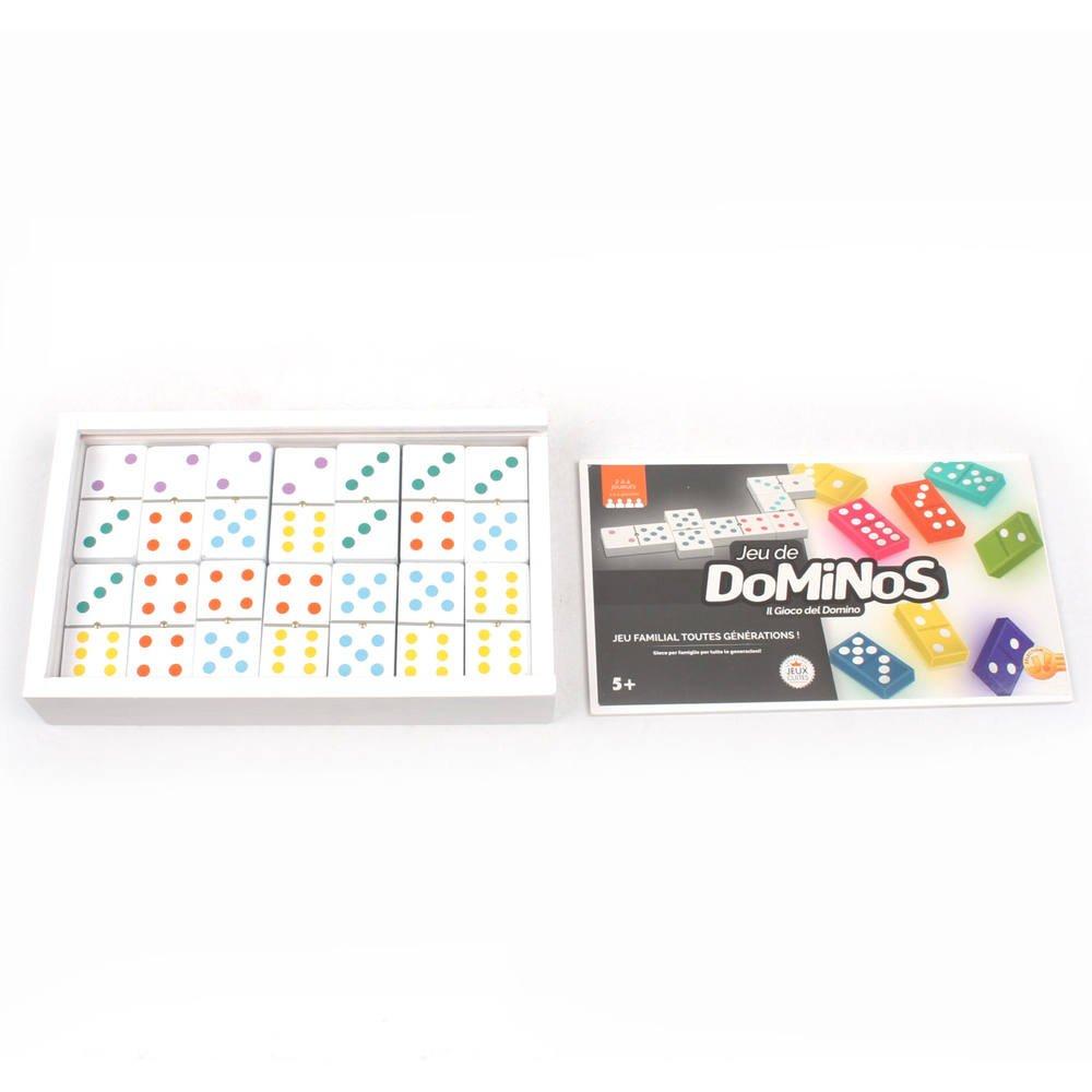 Jeu De Dominos | Jeux De Societe | Jouéclub destiné Jeux Domino Gratuit En Ligne