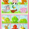 Jeu De Loto À Imprimer Pour Les Enfants | Loto Enfant, Jeux serapportantà Jeux De Bébé Animaux Gratuit