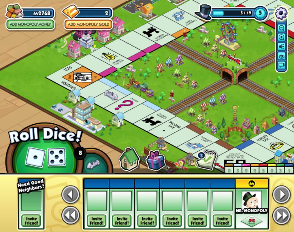 Jeu De Monopoly Gratuit En Ligne encequiconcerne Jeux Gratuit En Ligne A Telecharger
