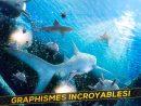 Jeu De Requin Tueur 3D Gratuit Pour Android - Téléchargez L'apk concernant Requin Jeux Gratuit
