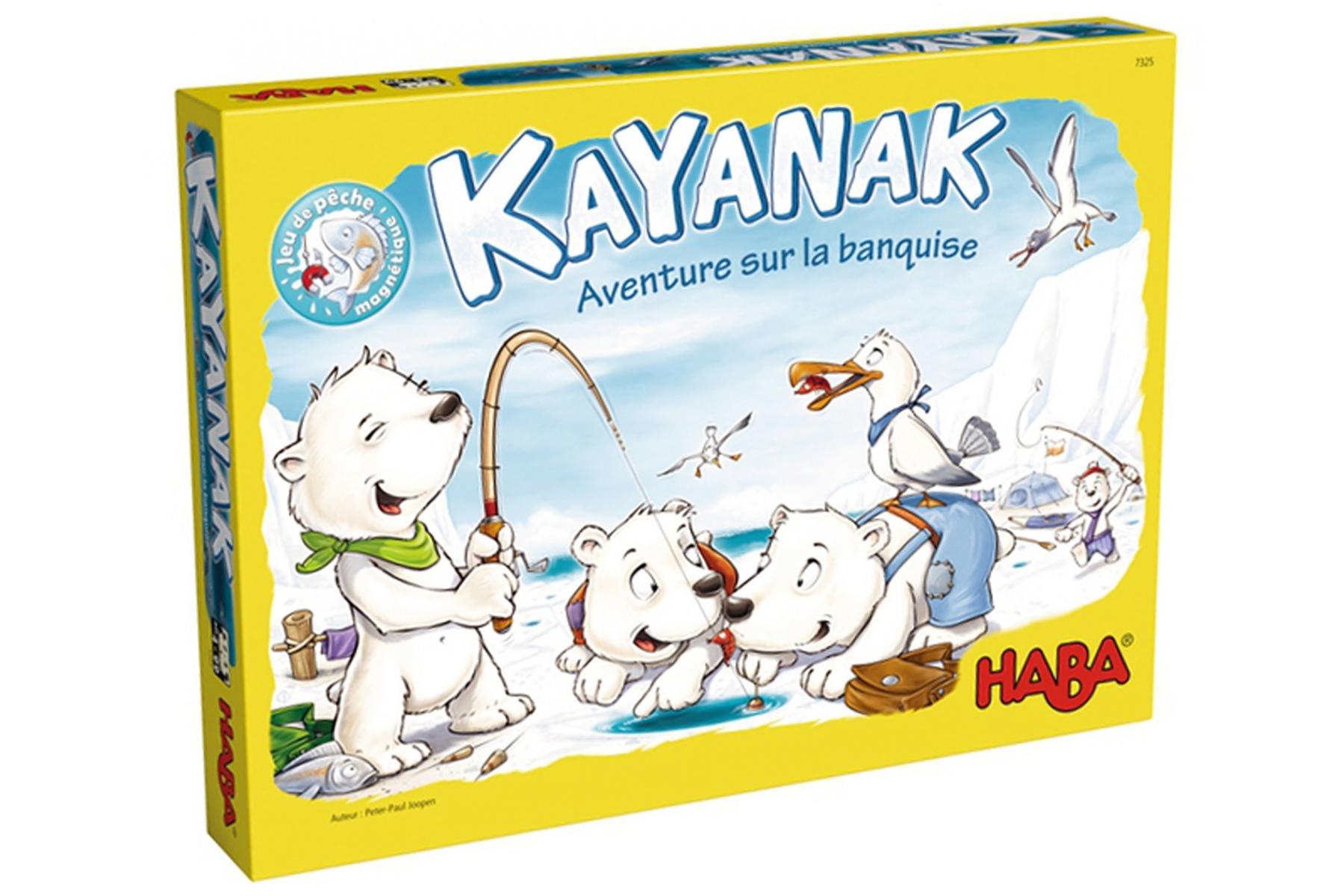 Jeu De Société Kayanak - Jeux Haba - A Partir De 4 Ans tout Jeux De Société À Partir De 4 Ans