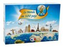 Jeu De Société : Le Monde En 100 Pays - Jeux De Société Et serapportantà Jeu Des Capitales