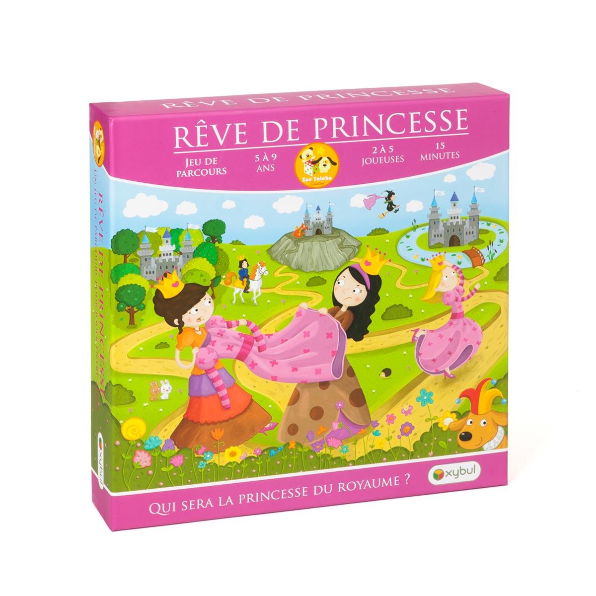 Jeu De Société Rêve De Princesse serapportantà Jeux Fille 9 Ans Gratuit