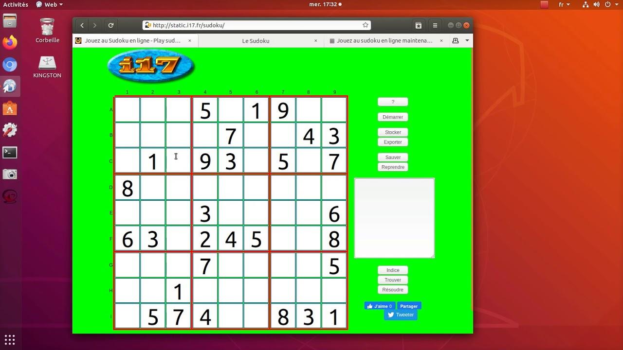 Jeu De Sudoku En Ligne tout Comment Jouer Sudoku