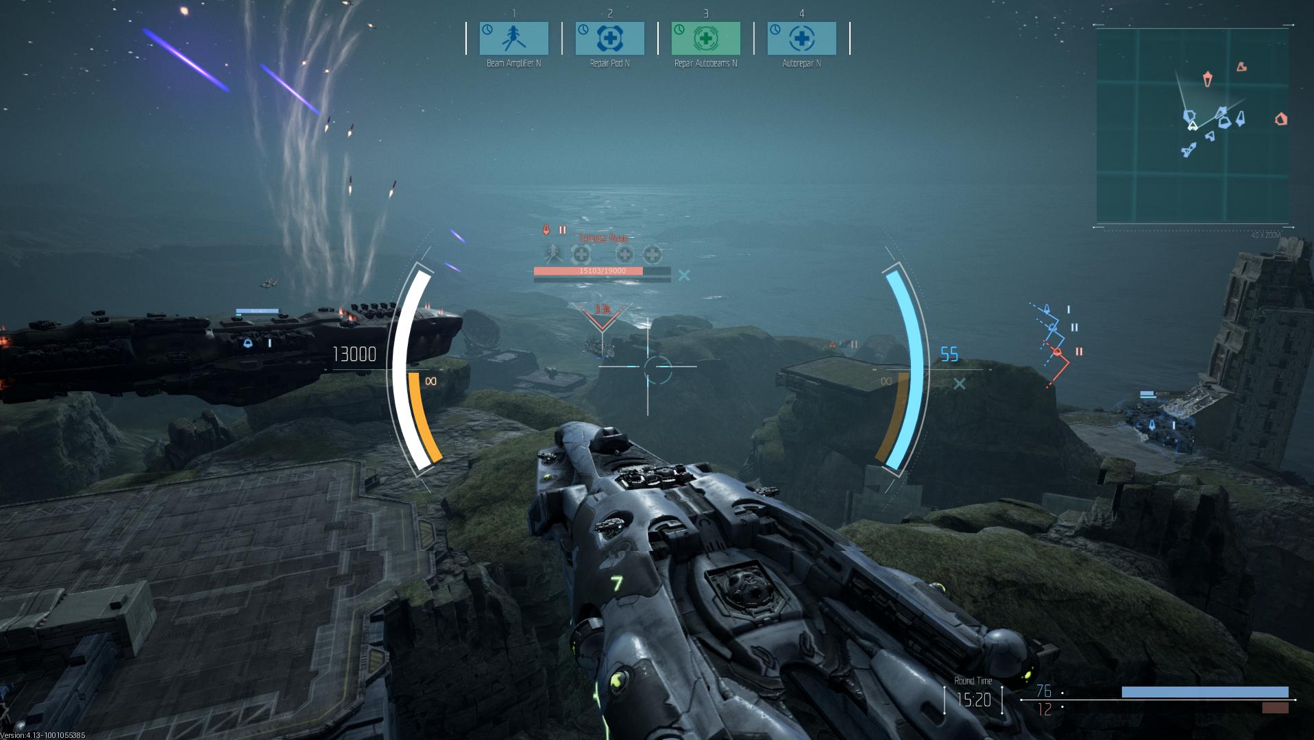 Jeu De Vaisseau Spatial Sur Pc Et Free-To-Play : Dreadnought concernant Jeux Gratuit Sur Ordinateur