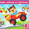 Jeu De Voiture Pour Les Bébés Et Enfants 3 Ans Pour Android avec Jeux Pour Voiture Bébé