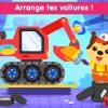 Jeu De Voiture Pour Les Bébés Et Enfants 3 Ans Pour Android intérieur Jeux Pour Enfant De 11 Ans