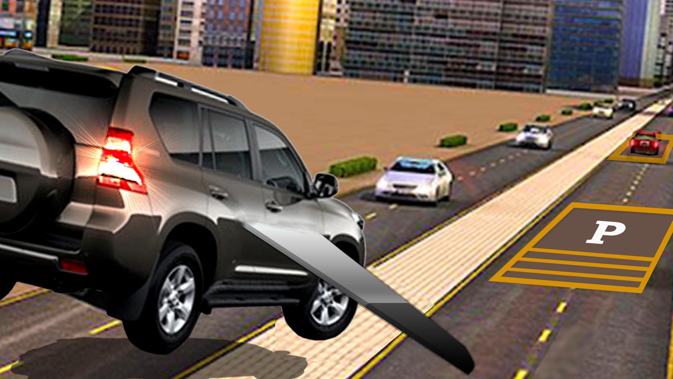 Jeu De Voiture Volant - Prado Car Parking Games 3D Pour intérieur Jeux De Voiture Au Volant
