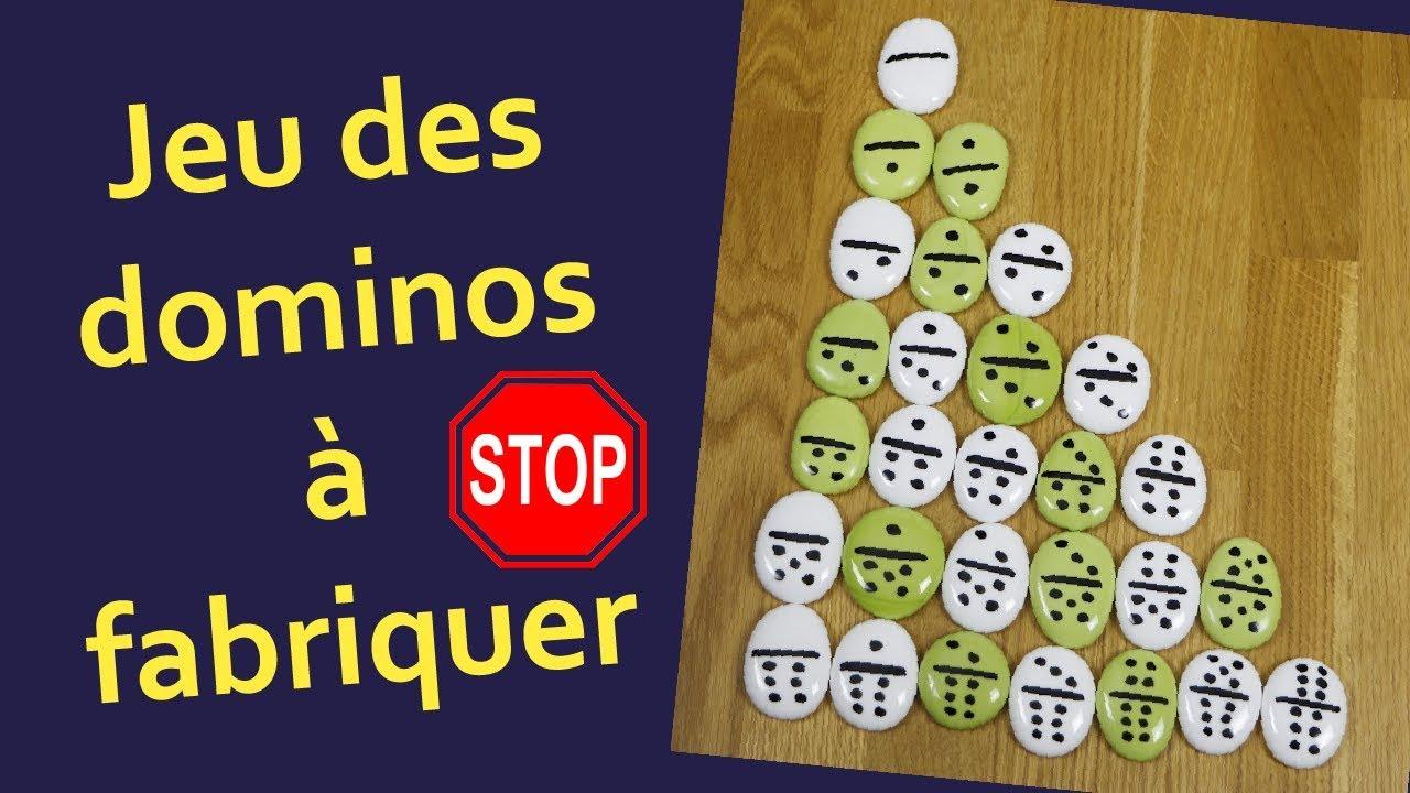 Jeu Des Dominos À Fabriquer serapportantà Jeu Du Domino