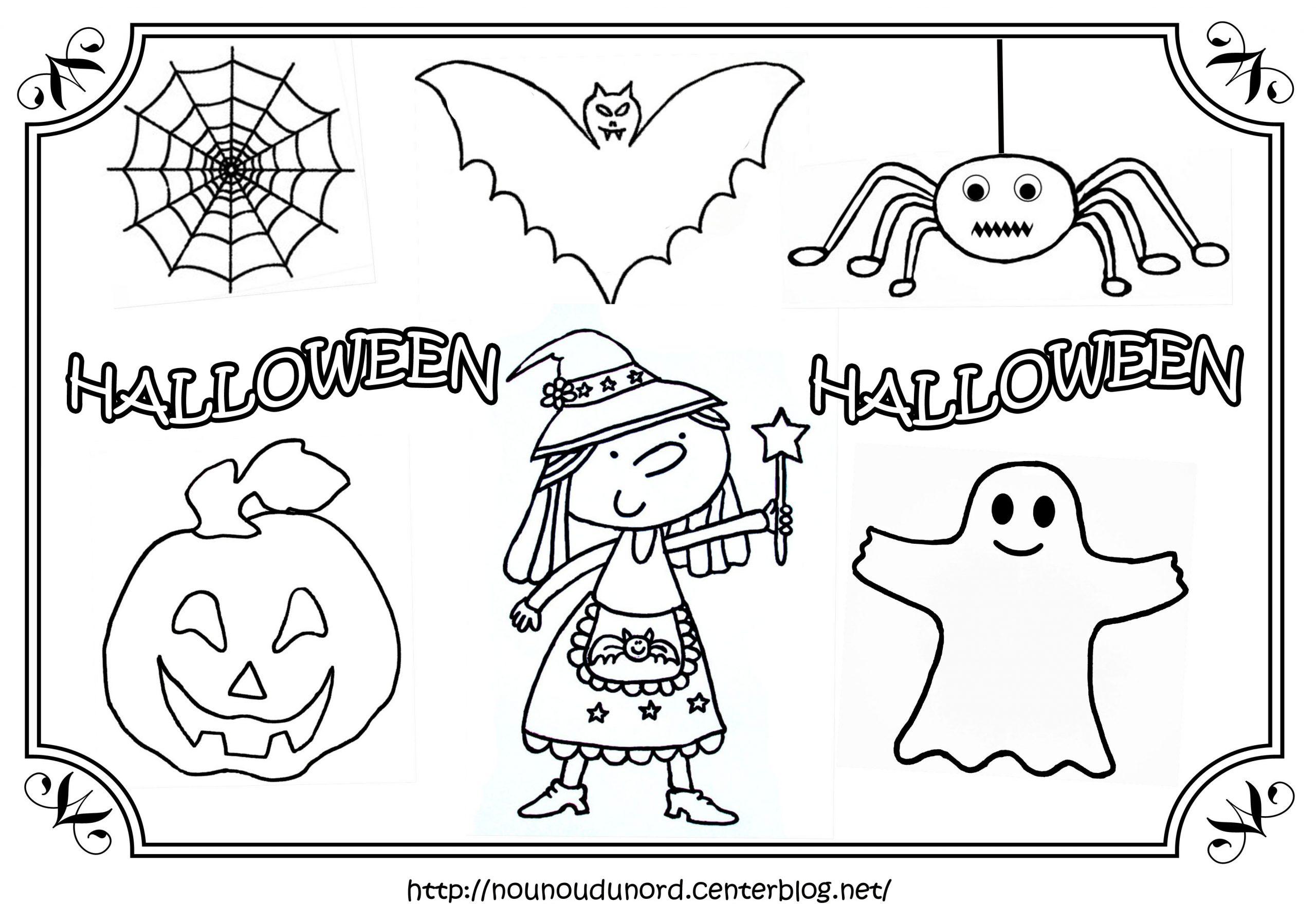 Jeu Dessin Halloween Gratuit concernant Jeux D Halloween Gratuit