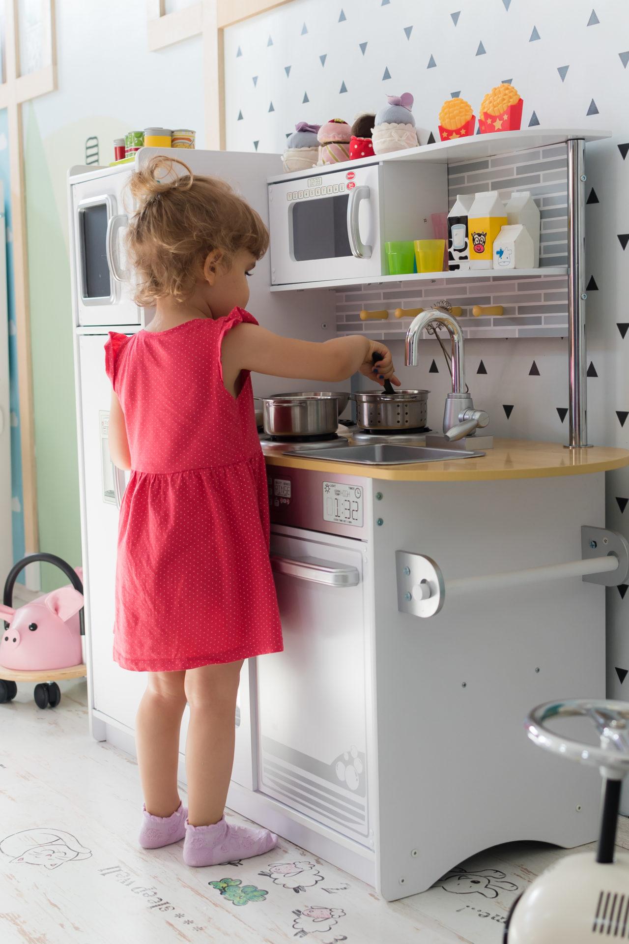 Jeu D'imitation Pour Les Filles À Partir De 2 Ans : Cuisine à Jeux Que Pour Les Filles