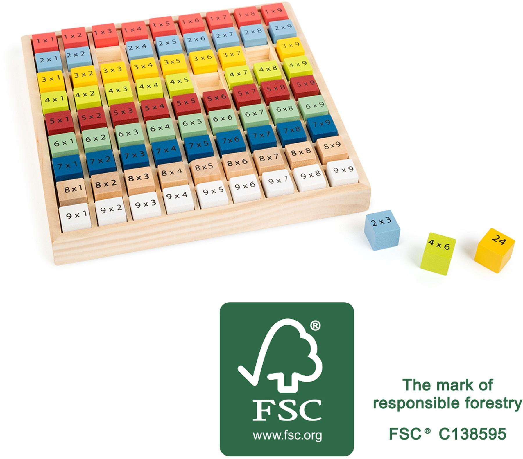 """Jeu Éducatif """"table De Multiplication"""" - Pingouin À Roulettes dedans Jeux Educatif Table De Multiplication"""