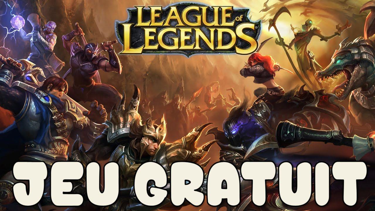 Jeu Gratuit - League Of Legends - Test, Présentation ! (Pc, Mac) dedans Lol Jeux Gratuit