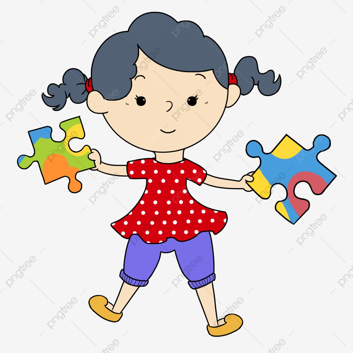 Jeu Intellectuel Puzzle Été Enfant, Jolie Fille, Jeu à Jeux De Puzzle Enfant