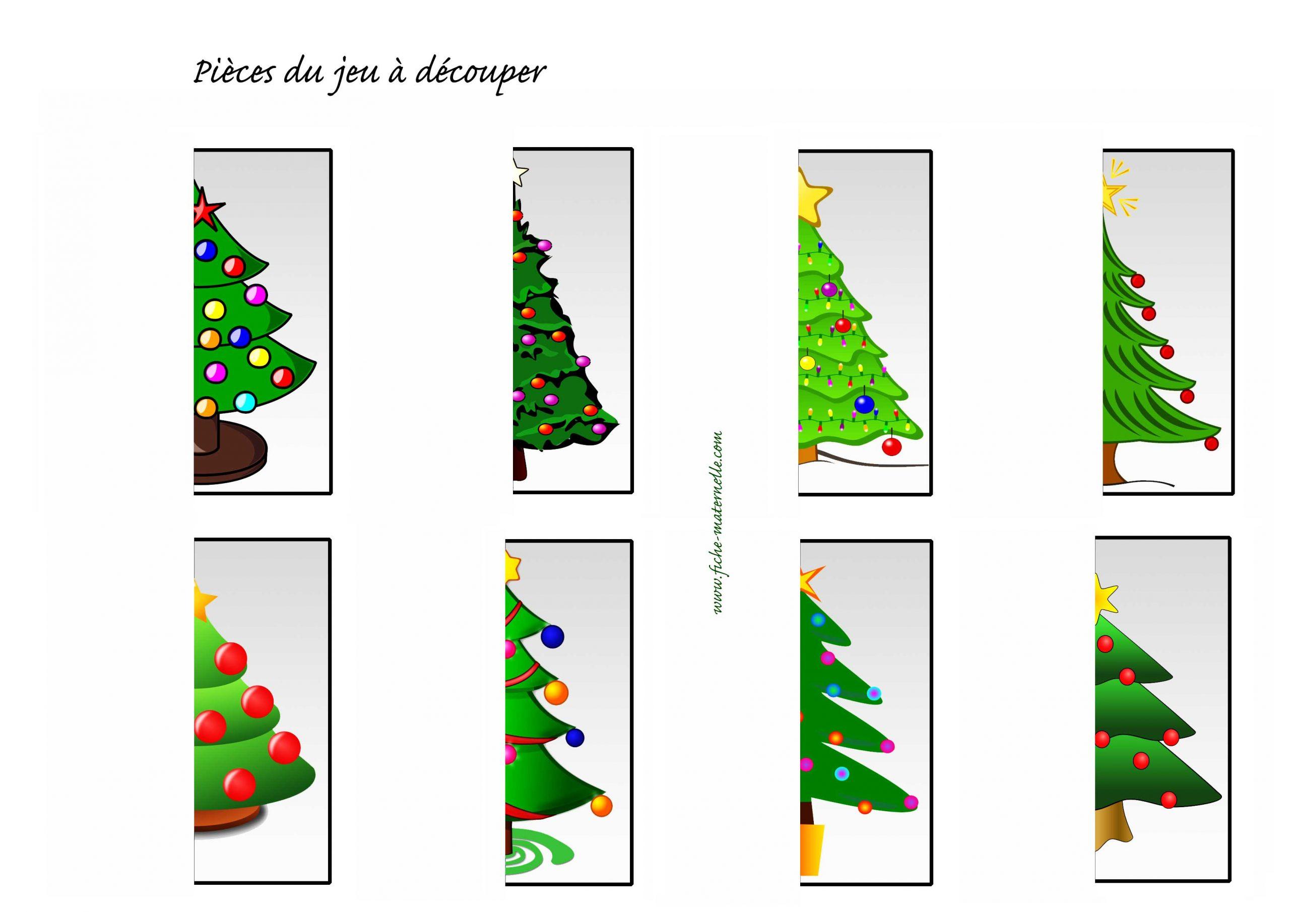Jeu Mathématique En Maternelle concernant Jeu Noel Maternelle