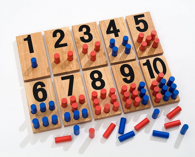 Jeu Mathématique Montessori / L'îlot Éducatif | Jeux serapportantà Jeux Educatif Table De Multiplication