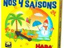Jeu Nos 4 Saisons - À Partir De 4 Ans concernant Jeu De 4 Images