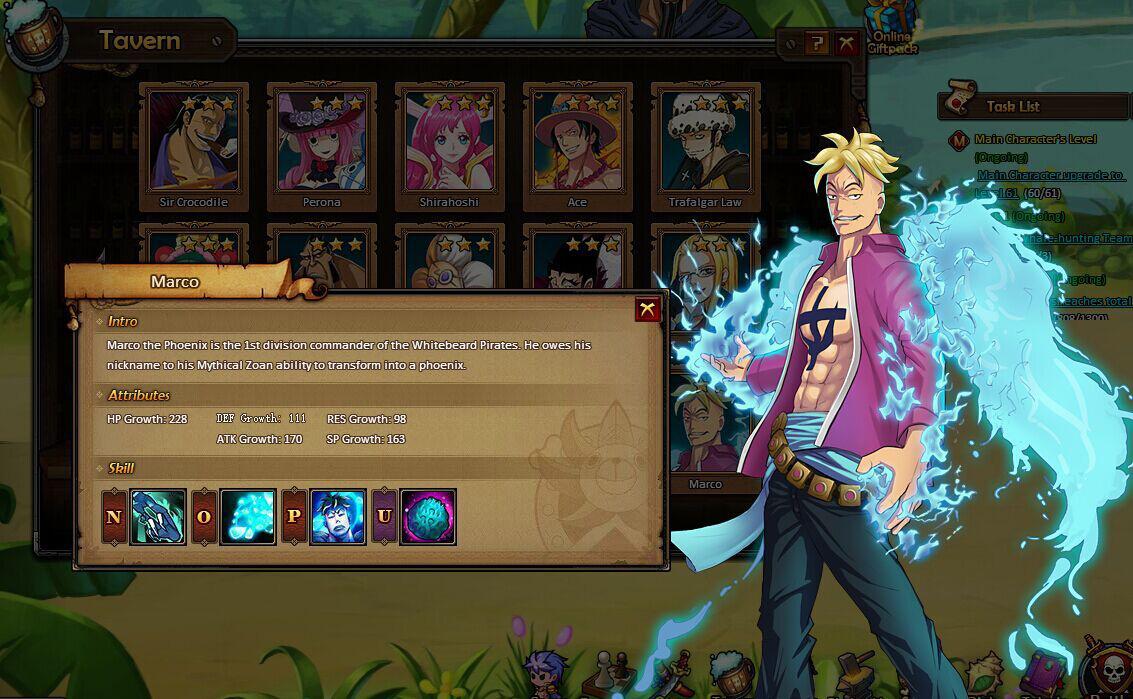 Jeu : One Piece 2 Pirate King Tplpc encequiconcerne Jeux Sur Ordinateur En Ligne
