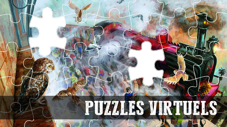 Jeu : Puzzles Harry Potter En Ligne — La Gazette Du Sorcier encequiconcerne Puzzle A Faire En Ligne