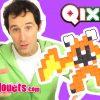 (Jeu) Qixels Fuse Blaster Pistolet Kanaï Kids - Tuto Jeu De Construction -  Démo Jouets tout Pixel Jouet