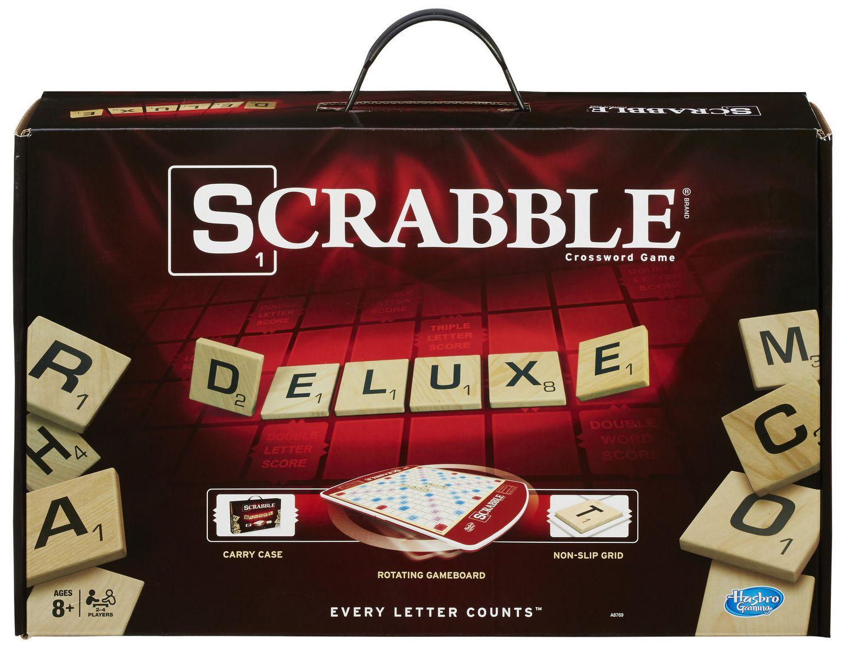 Jeu Scrabble Édition De Luxe concernant Jeux De Casse Brique Deluxe Gratuit