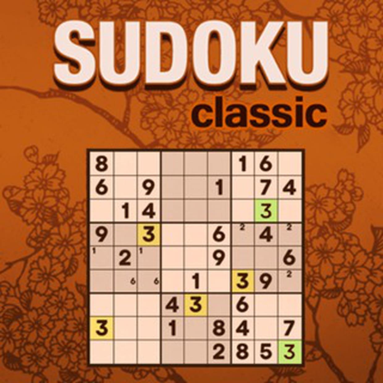 Jeu : Sudoku Classique intérieur Grille Sudoku Gratuite À Imprimer