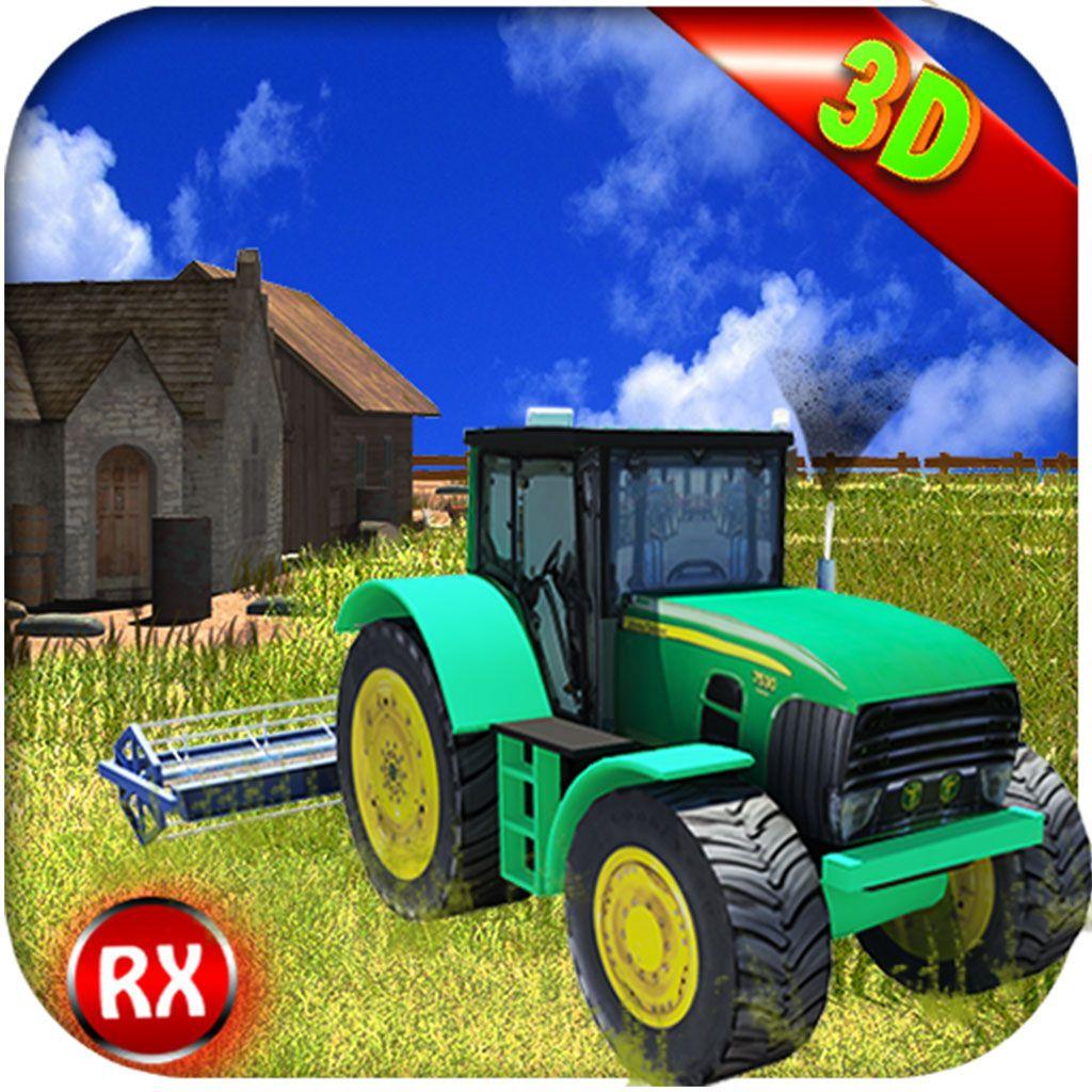 Jeu Tracteur En Ligne à Jeux Gratuit Tracteur A La Ferme