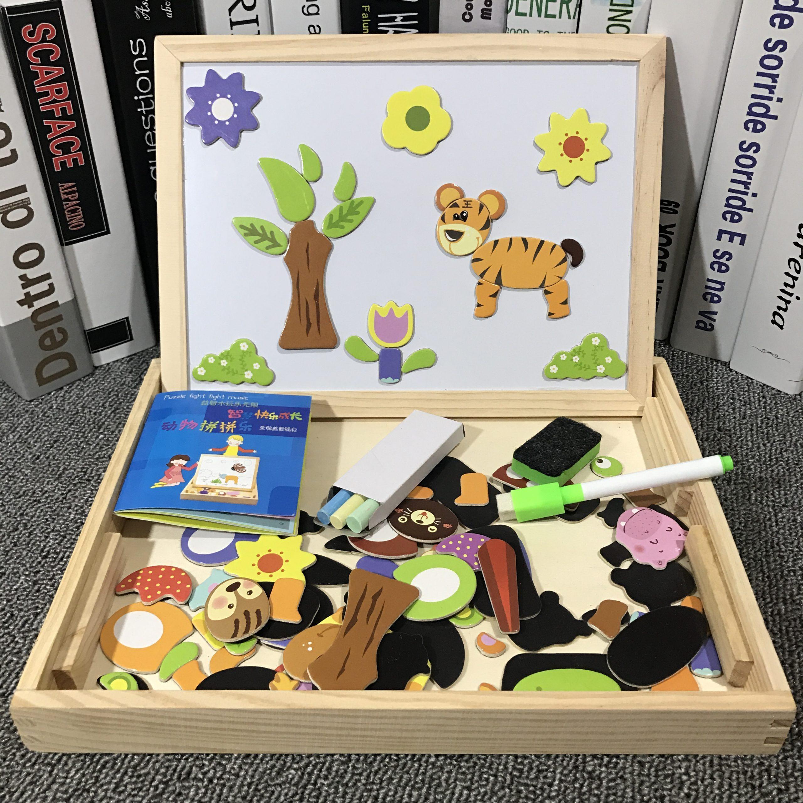 Jeunes Enfants 1-2-3 Ans Petite Fille Garçon Bébé Éducation concernant Puzzle Fille 3 Ans