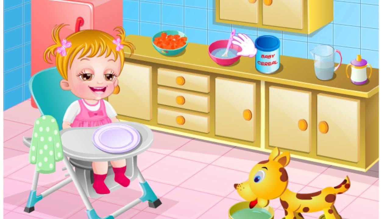 Jeux Bébé Hazel Jeux Gratuits! Jeux De Fille! Jeux En Ligne encequiconcerne Jeux De Bébé Animaux Gratuit
