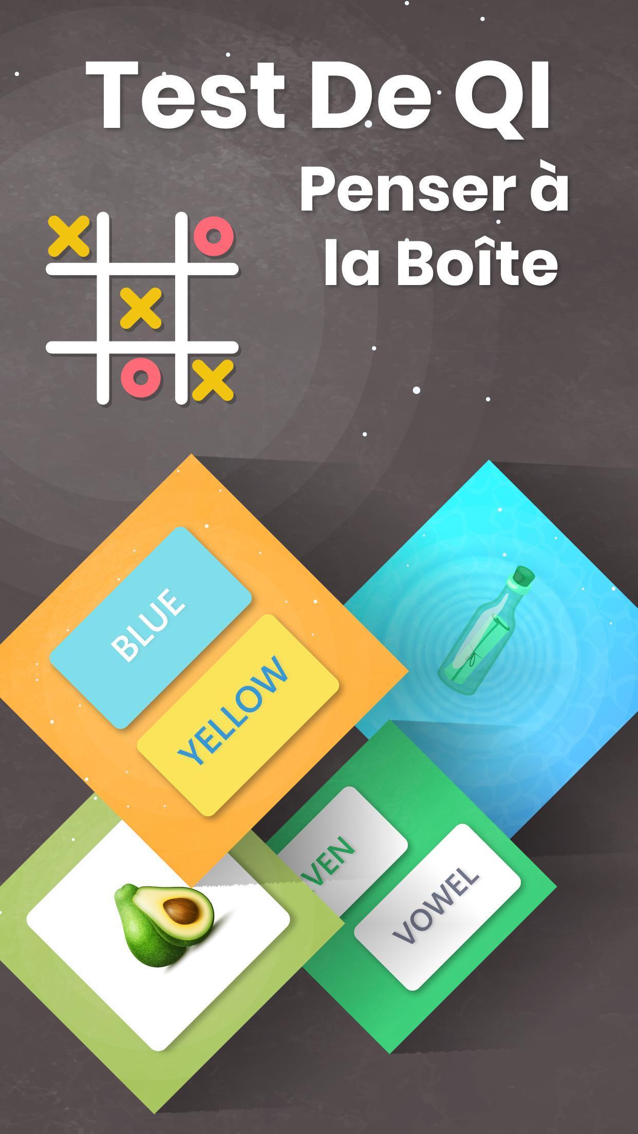 Jeux Cérébral Gratuit Pour Adultes Et Enfants Pour Android destiné Jeux De Reflexion Gratuit Pour Adulte