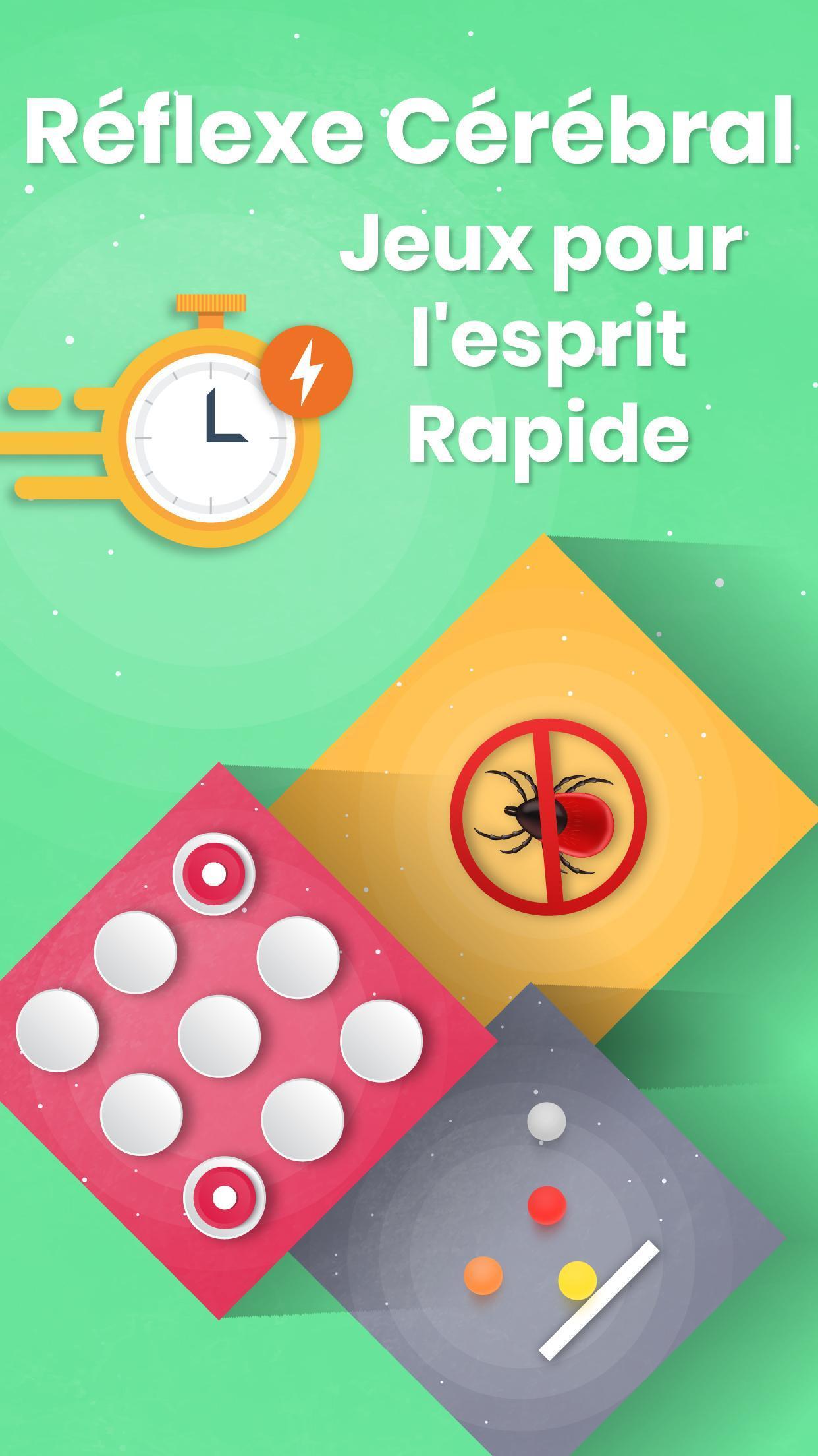 Jeux Cérébral Gratuit Pour Adultes Et Enfants Pour Android intérieur Jeux De Reflexion Gratuit Pour Adulte