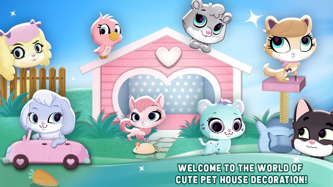 Jeux D'animaux - Decoration Maison Gratuit Pour Android pour Jeux De Animaux Gratuit
