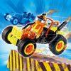 Jeux De Construction Voiture Playmobil 4228 Ref 4 pour Jeux De La Voiture Jaune