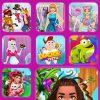 Jeux De Fille Habillage Et Maquillage De Princesse For encequiconcerne Jeux Pour Fille Mode