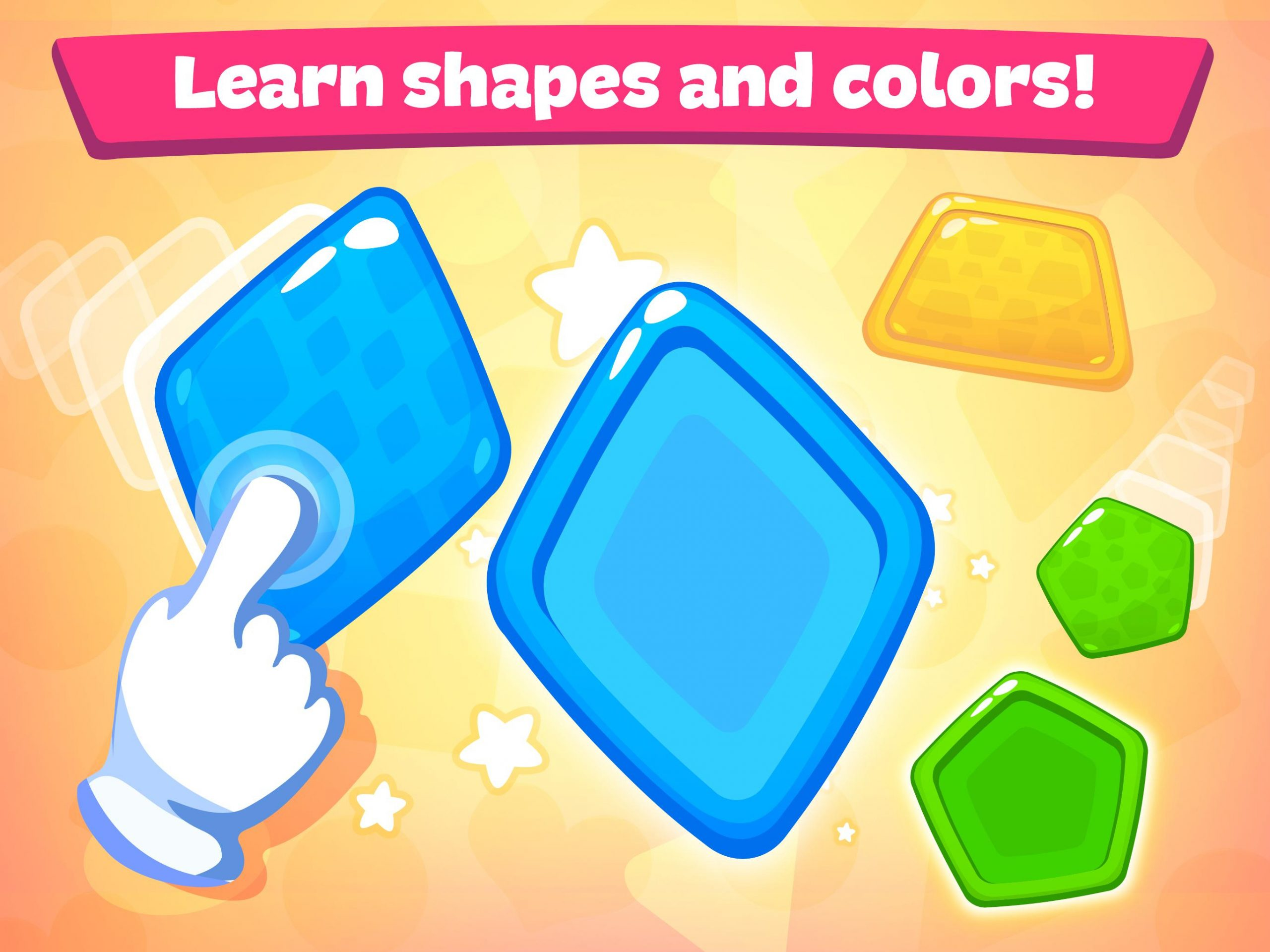 Jeux De Formes Et Couleurs Pour Enfants 2 5 Ans Pour Android intérieur Jeux Forme Et Couleur