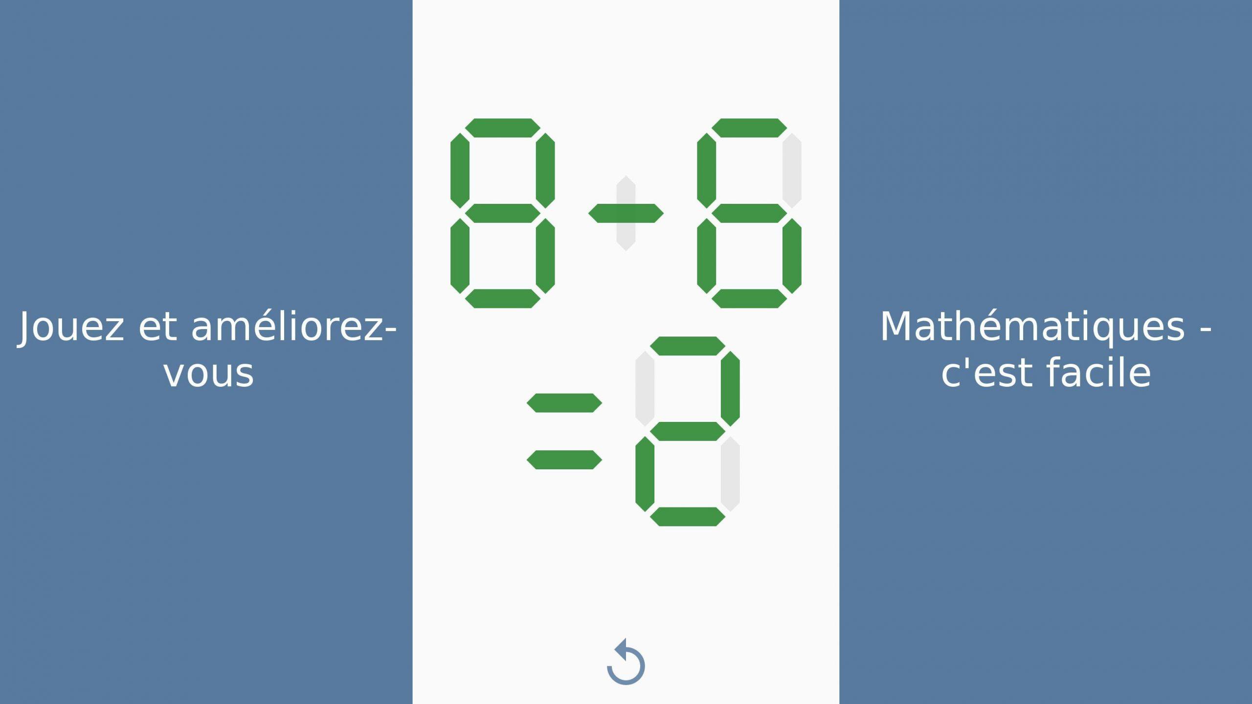 Jeux De Maths - Entraînement Cérébral Pour Android encequiconcerne Jeux De Maths Facile