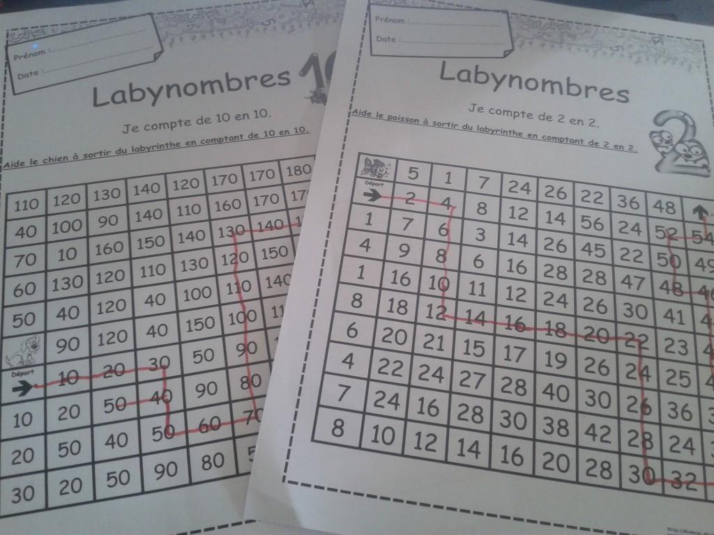 Jeux De Maths Ligne intérieur Sudoku Cm2 À Imprimer