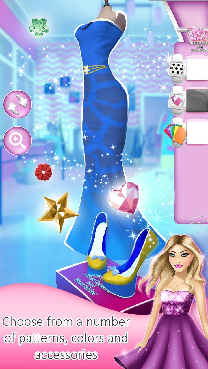 Jeux De Mode Pour Fille – Robes Et Chaussures Pour Android avec Jeux Pour Fille Mode