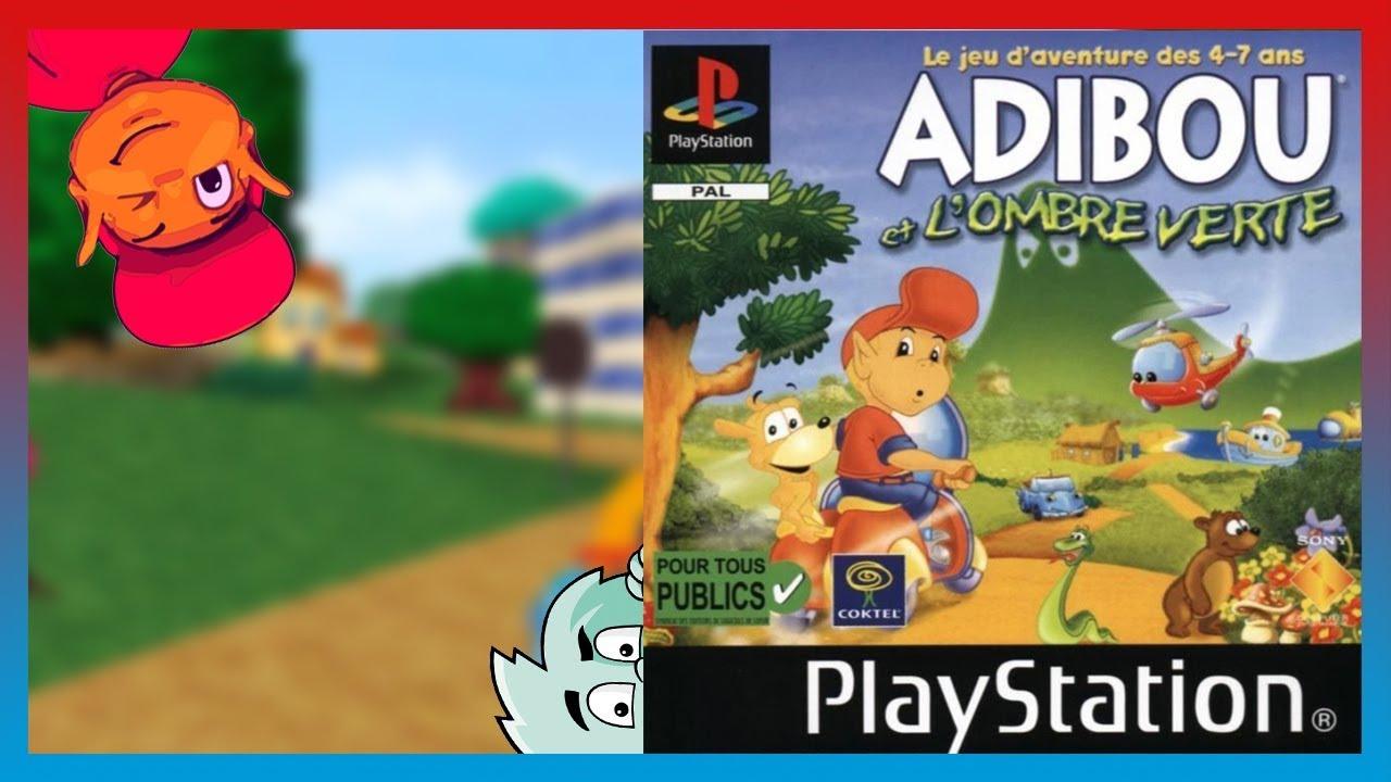 Jeux De Mon Enfance N°14 : Adibou Et L'ombre Verte 4/4 Fin [Fr] tout Jeux Adibou Pc