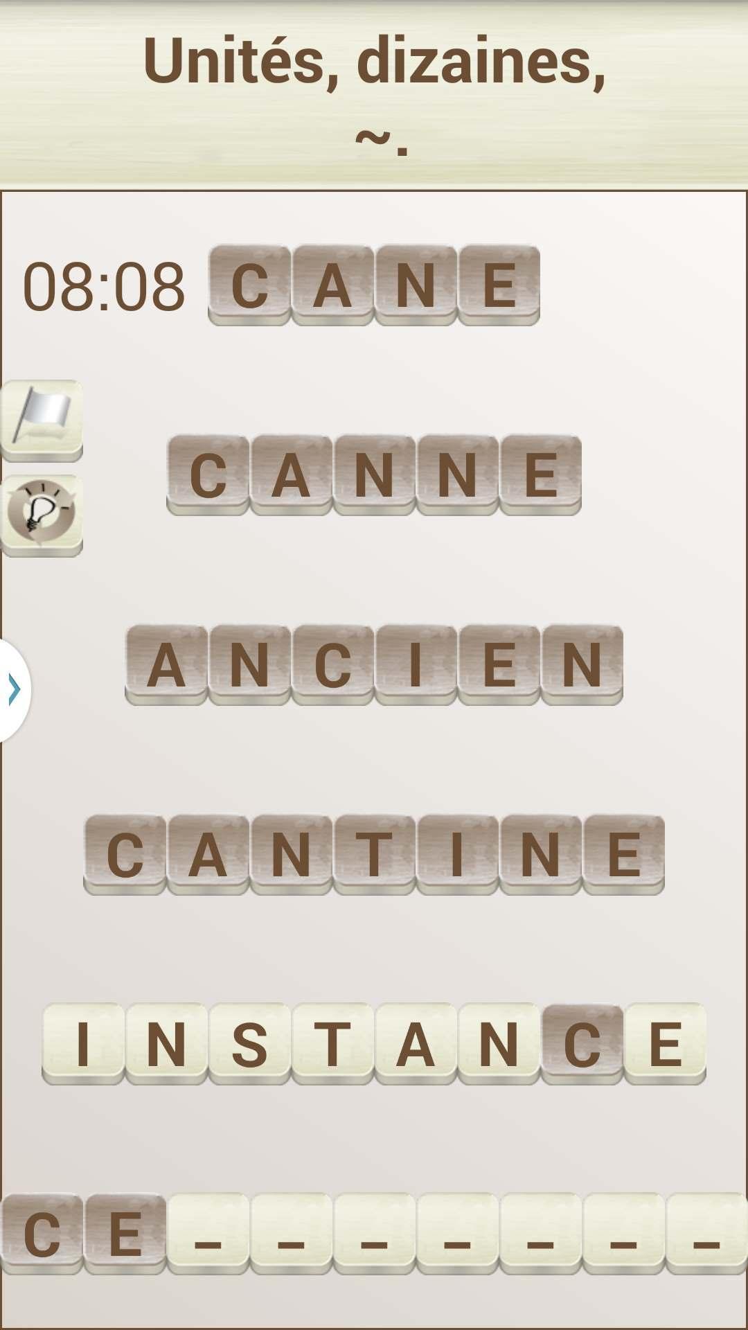Jeux De Mots En Français For Android - Apk Download destiné Definition Mot Fleches Gratuit