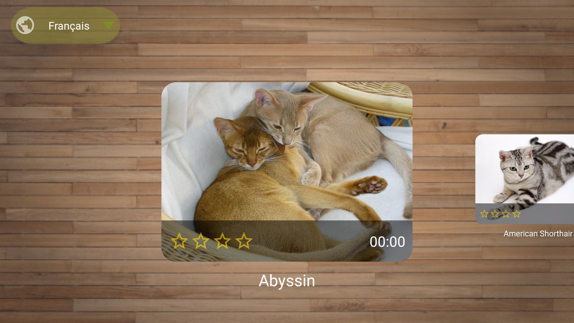Jeux De Puzzle De Chat Gratuit Pour Android - Téléchargez L'apk intérieur Puzzles Gratuits Pour Tous