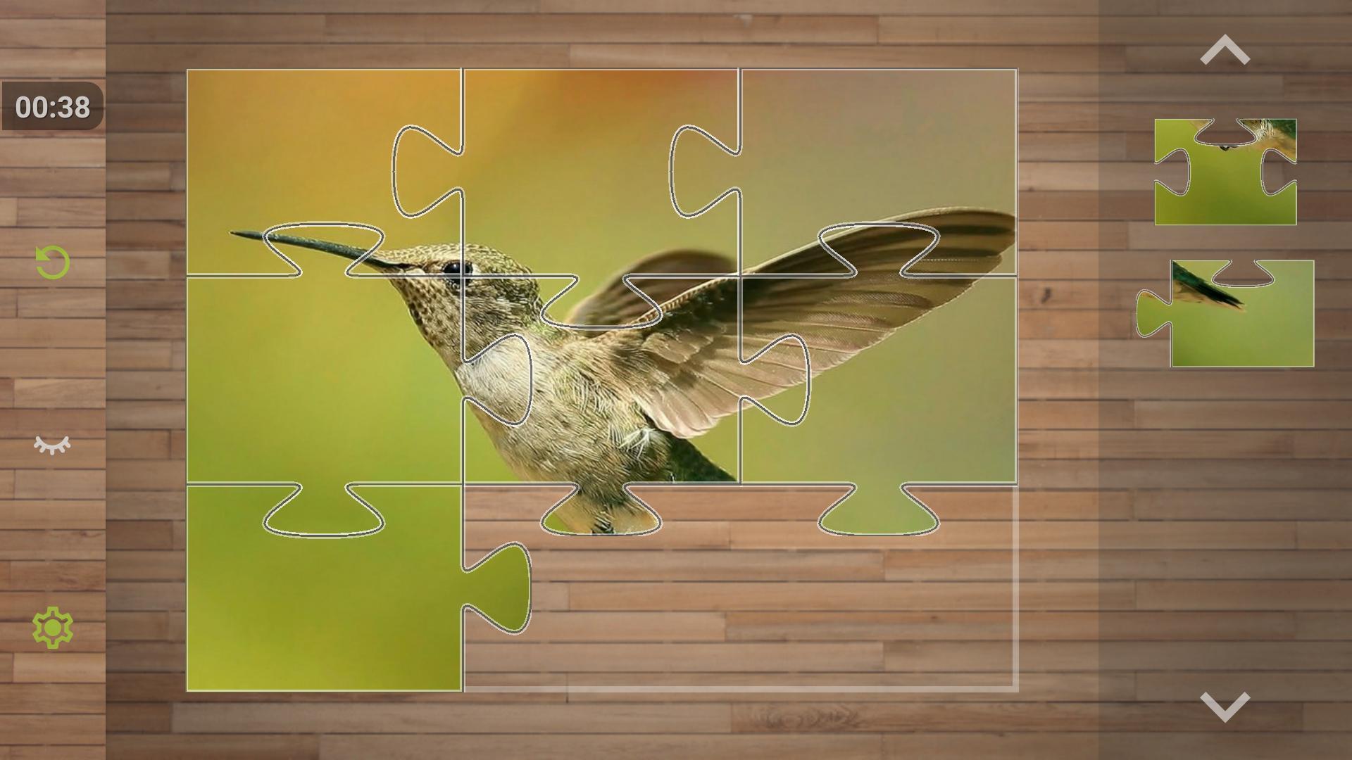 Jeux De Puzzle Oiseaux Gratuit Pour Android - Téléchargez L'apk serapportantà Jeux De Oiseau Gratuit