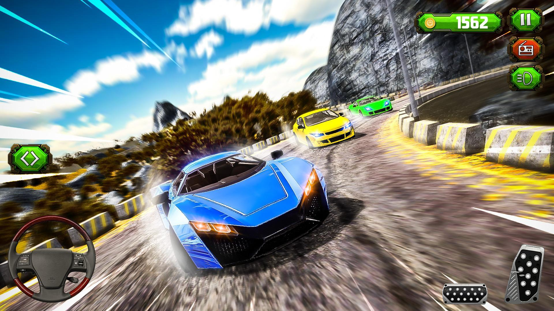 Jeux De Voiture 2020: Jeu De Course Automobile Pour Android à Jeu De Voitur De Course