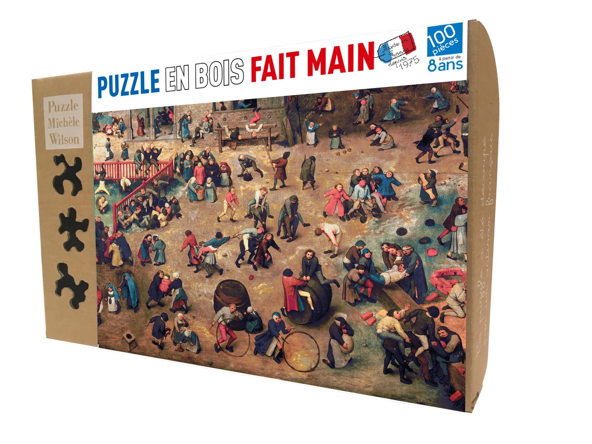 Jeux D'enfants à Puzzle À Partir De Photo