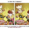 Jeux Des 7 Erreurs De Pâques ! - Stéphanie Leduc concernant Jeu Des Sept Erreurs