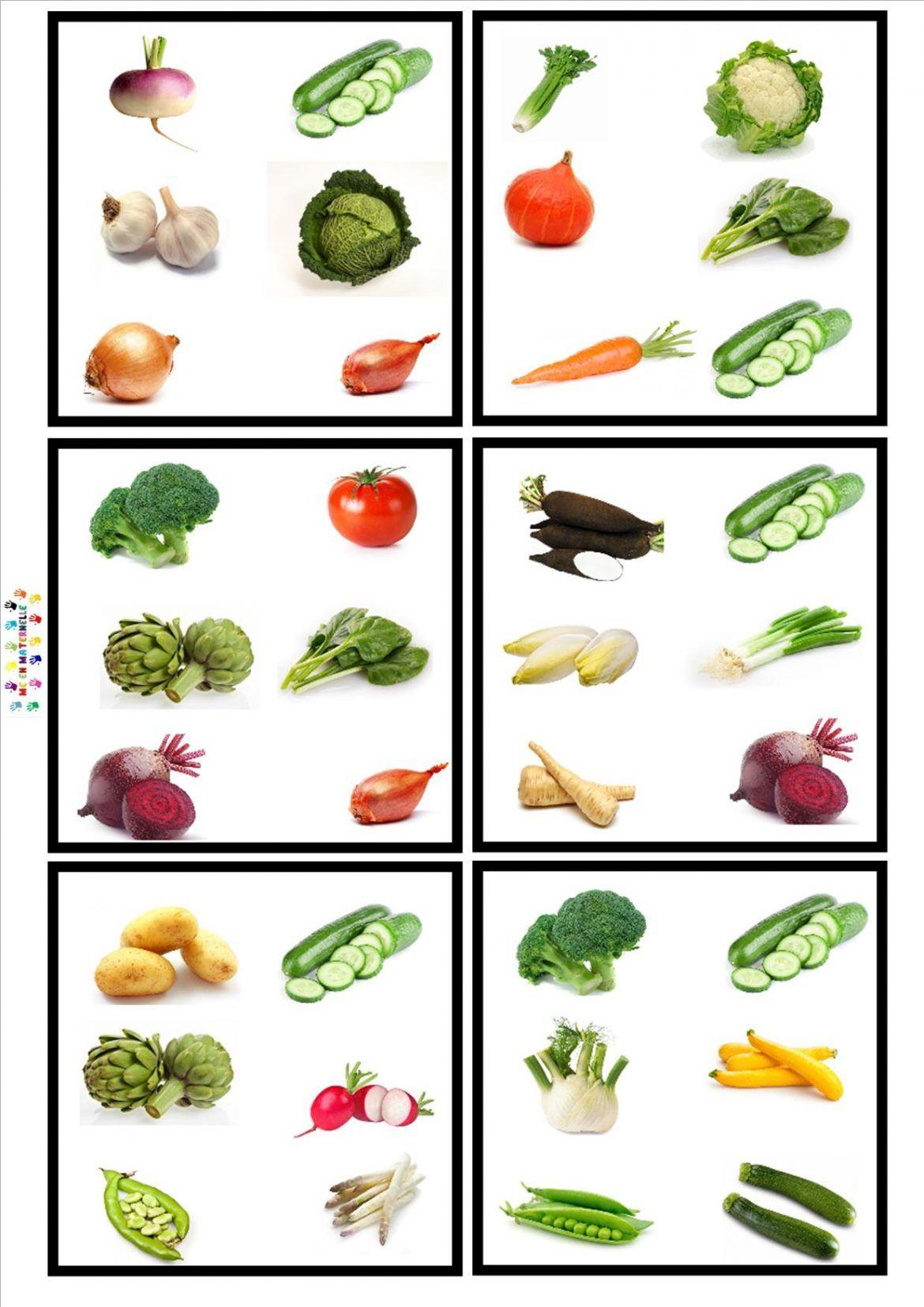 Jeux-Doodle-Legumes | Nom De Legume, Dobble Et Fruits Et Légumes serapportantà Nom De Legume