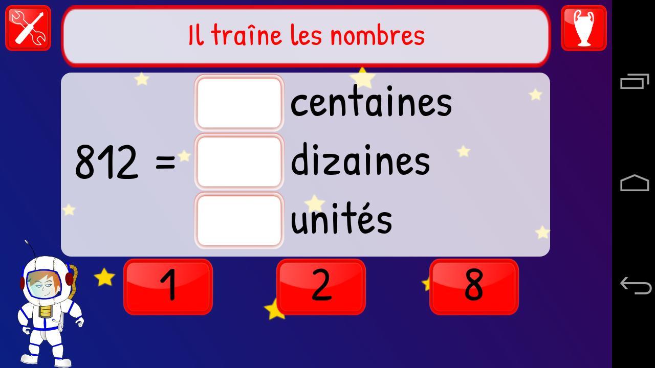 Jeux Éducatifs Maths Ce2 Cm1 Pour Android - Téléchargez L'apk destiné Jeux De Éducatif Ce2